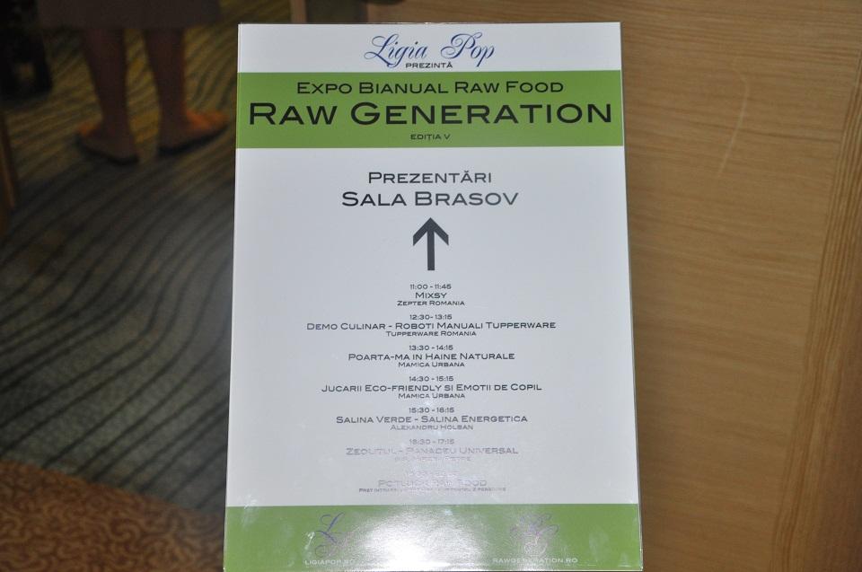 Workshop-uri urbane la Raw Generation Expo